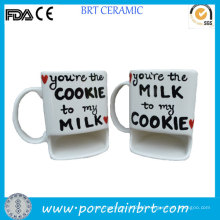 Love Souvenir Wedding Gift Cookie Mug