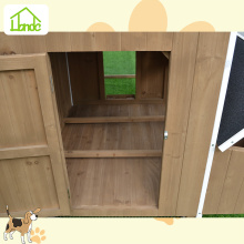 Hot beautiful fir wood chicken coop