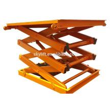 гидравлический подъемник для грузов