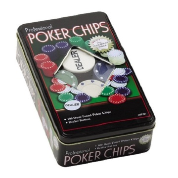 High Quality 4g Poker Chips Game Set