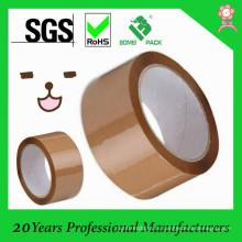 Термоклей коричневая Упаковка Термоклей ленты bopp Сделано в Дунгуань
