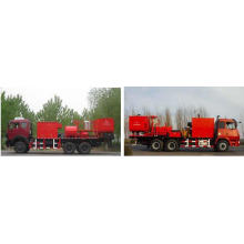 400/700 type oilfield cementing cement truck