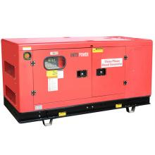 50Hz 40kVA Faw Silent Diesel Generator Set with ATS (U44XC)
