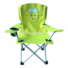 Portable kids tailgating chair for camping life