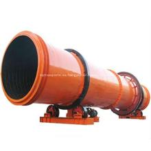 Enfriador giratorio para la planta de fabricación de apuntalante de aceite