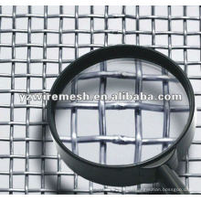 High quality crimped wire mesh (building material)