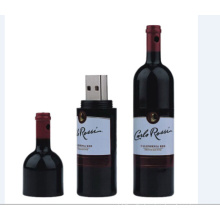 Creative Wine Bottle USB Flash Drive