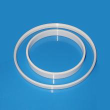 Anel cerâmico da zircônia para a impressora da almofada do copo da tinta