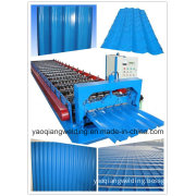 Glazed Tile Forming Machine/ Color Steel Roof Making Machine