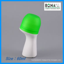 60ml Good Looking Plastic Roll on Bottle