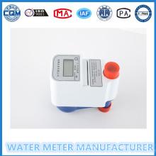Medidor de flujo de agua prepagado en tipo vertical