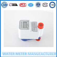 Prepaid Water Flow Meter in Vertical Type