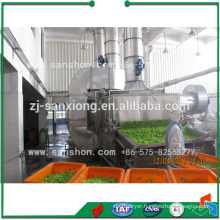 Cassava drying machine