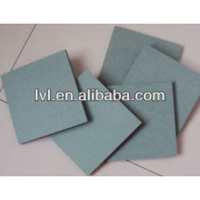 Low price Green MDF/HDF/Moisture-proof MDF 18*1220*2440mm
