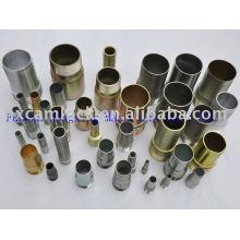 Accesorios de tubería de acero al carbono y acero inoxidable