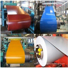 Painted Aluminum Coil for Outdoor, Decoration, Roofing (3003/3105/3104)