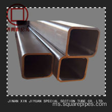 Tebal Wall Seamless Square Steel Pipe