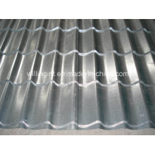 Gl Galvanized Corrugated Steel Roofing Tile