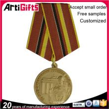 Insignia de medalla de insignias militares del mejor precio