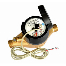 Multi Jet Iron Dry Type Water Meter (MJ-SDC-G4-8+1-2)