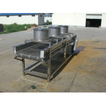 mesh belt drying machine/equipment/plant