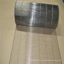 Портативный нержавеющей стали сетка конвейерной ленты