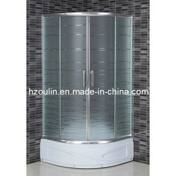 Sala de banho de vidro ácida (AS-901BD)