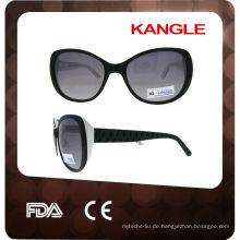 2017 neuesten New Style Mode Acetat Sonnenbrille