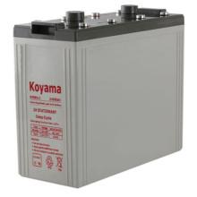 Bateria de 2V VRLA -2V800ah para sistema de energia eólica