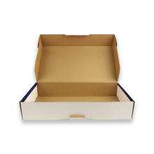 Currugated Box Custom Pizza Box Papier Verpackung Boxen Druck