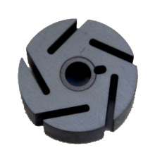 High quality and low price customized carbon graphite rotor
