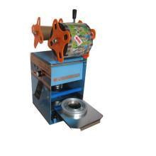 Prix d'usine de tasse de jus de machine de scelleur électrique