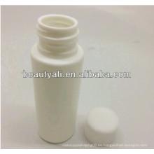 Botella de 50 ml de champú cilíndrico PE