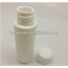 50ml Cilíndrica Shampoo garrafa de PE