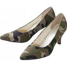 2015 neue Art und Weiseschönheitskleid-Schuhfrauen niedrige Ferseschuhe reizende Farbenschuhe