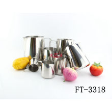 Stainless Steel with Handle Milk Cup (FT-3318)