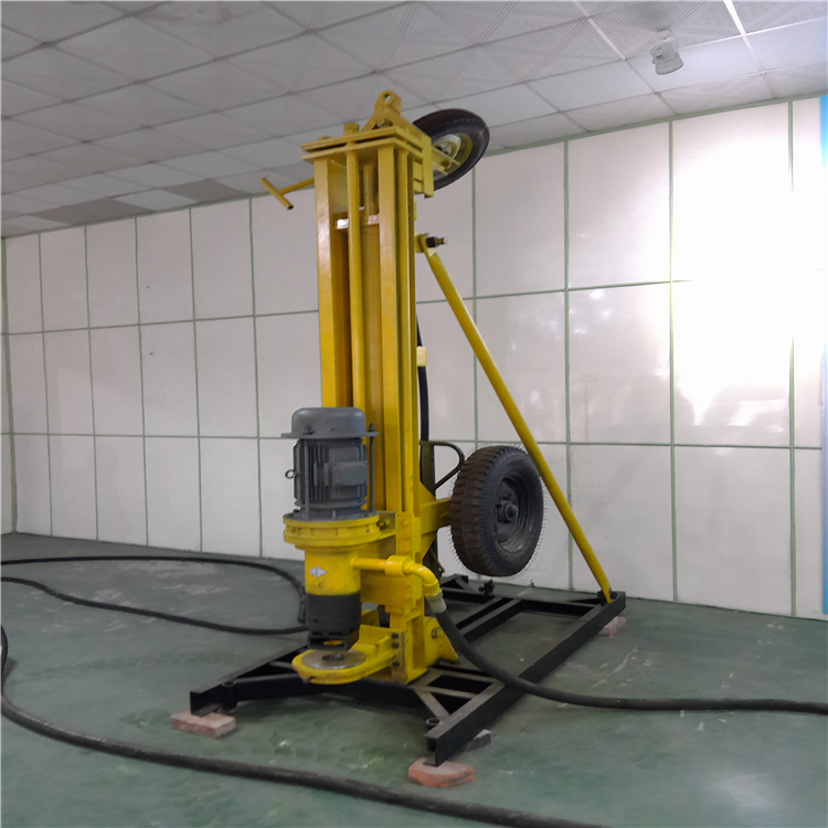 Air Compressor Drilling Rig Machine