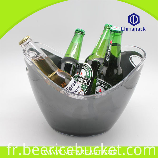 Quality assurance safty assurance Best selling plastic cheap ice bucket