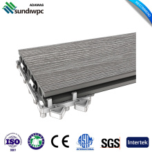 Yard and Balcony WPC Decking Tiles
