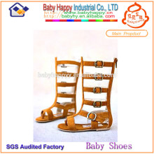 wholesale cute popular knee high gladiator sandals