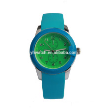 CE Rohs Minimalist Polish Silicone Kids Watch China Watch Factory Unisex Quartz Watches
