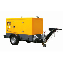 30kva trailer type Cummins Diesel Generator Set