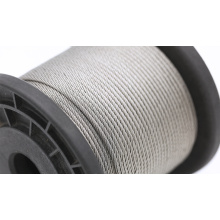 1X19 stainless steel wire rope 12mm 316