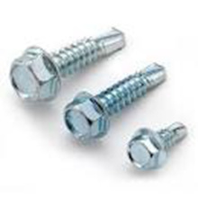 Hex Head Self Drilling Screws as Roofing Screws