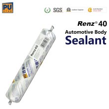 Renz 40 for Car Frame Polyurethane Automobile Sealant 3 Color Black White Grey