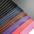 Elastic Colorful Wave PU Leather for Sofa Chair