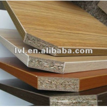 1220*2440*15mm melamine faced particle board