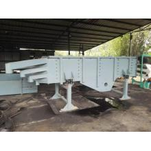 Cheap for Single Bin Plansifter Linear Vibrating Screen   Self-balance Vibrating Screen supply to South Africa Importers