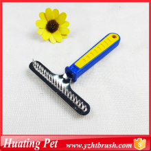 Factory source manufacturing for China Pet Brushes,Pet Slicker Brush,Pet Deshedding Brush Manufacturer Eco friendly dog hair comb supply to Jamaica Supplier
