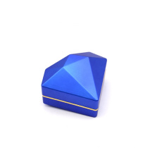 Custom Romantic Sweet Luxury Small Engagement led light Ring Box Ring JEWELRI BOX Jewelry Box